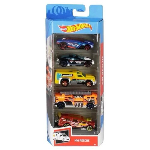 806-GHP61_Carrinhos_Hot_Wheels_Pacote_com_5_Carros_HW_Rescue_Mattel