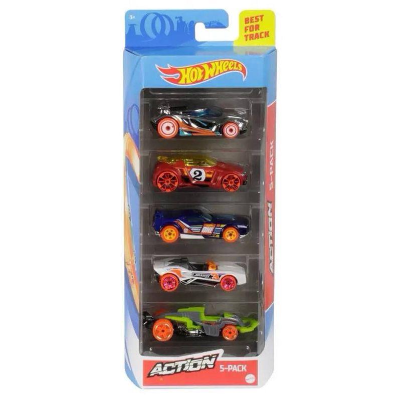 806-GHP64_Carrinhos_Hot_Wheels_Pacote_com_5_Carros_Action_Mattel