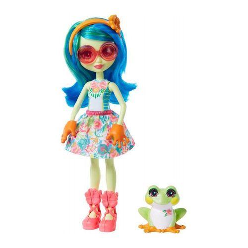 FNH22_Boneca_com_Pet_Enchantimals_Tamika_Tree_Frog_e_Burst_Mattel_1