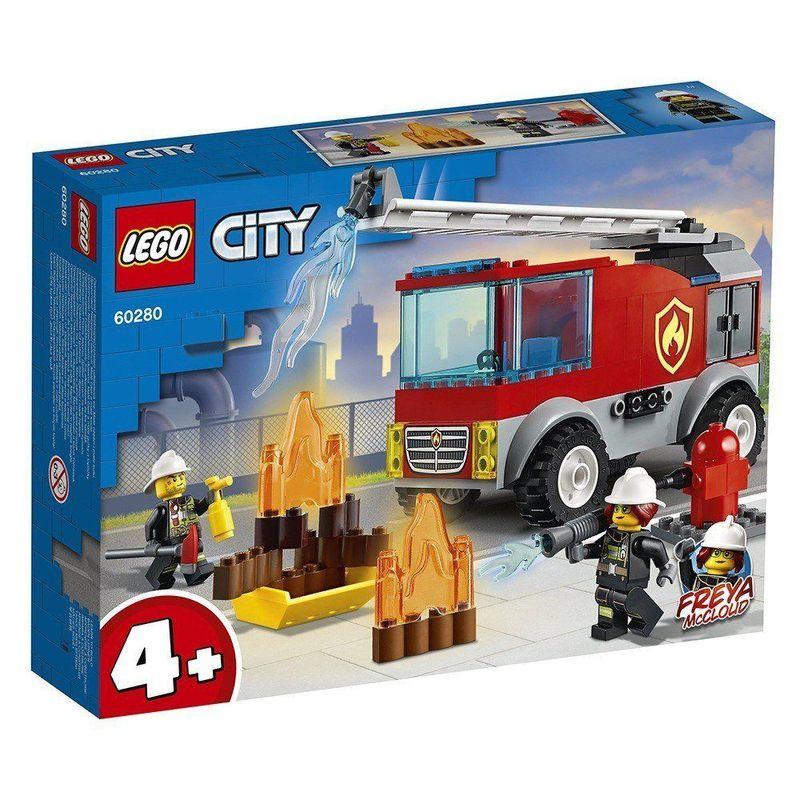 LEGO_City_Caminhao_dos_Bombeiros_com_Escada_60280_1
