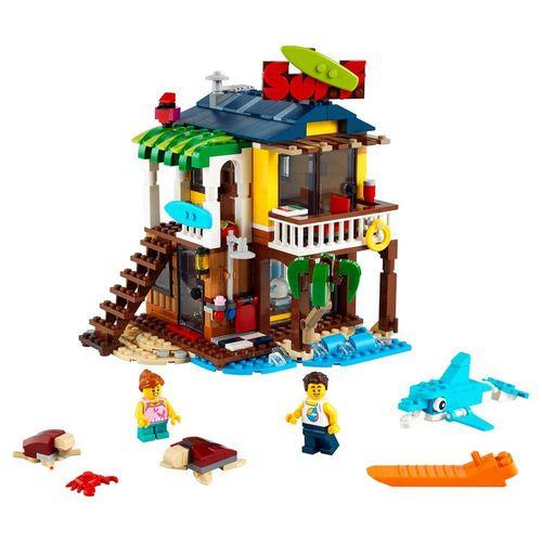 LEGO_Creator_Casa_da_Praia_de_Surfista_31118_2