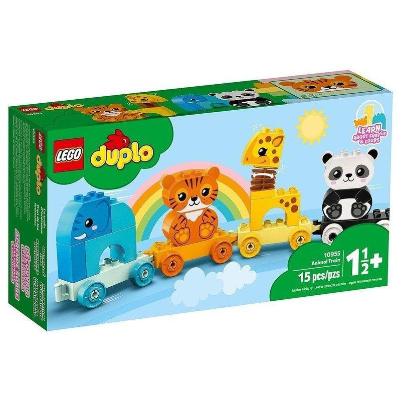 LEGO_Duplo_Comboio_dos_Animais_10955_1