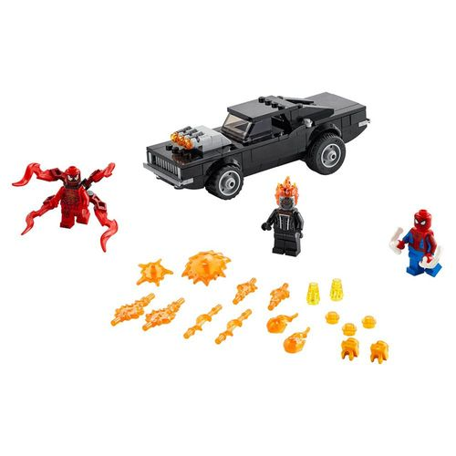 LEGO_Heroes_Marvel_Homem-Aranha_e_Ghost_Rider_vs_Carnage_76174_2