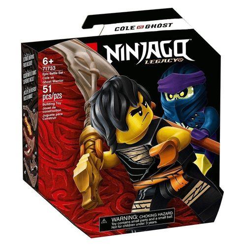 LEGO_Ninjago_Set_de_Combate_Epico_Cole_vs_Ghost_Warrior_71733_1
