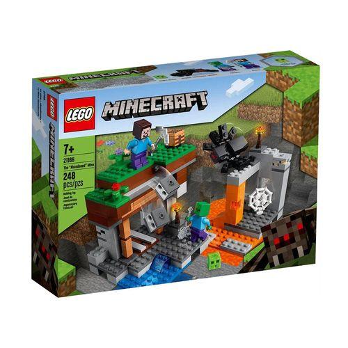 LEGO_Minecraft_A_Mina_Abandonada_21166_1