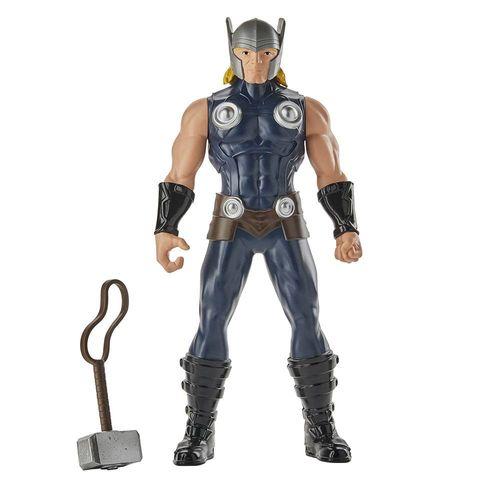 E7695_Figura_Basica_Vingadores_Thor_24_cm_Marvel_Hasbro_1