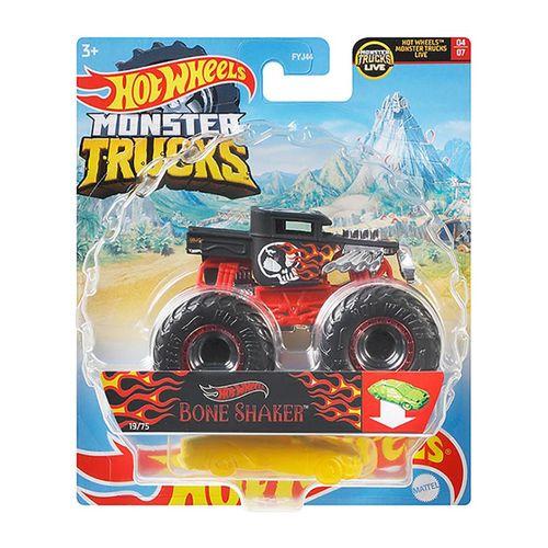 FYJ44_GWK02_Carrinho_Hot_Wheels_164_Monster_Truck_Bone_Shaker_Mattel_1
