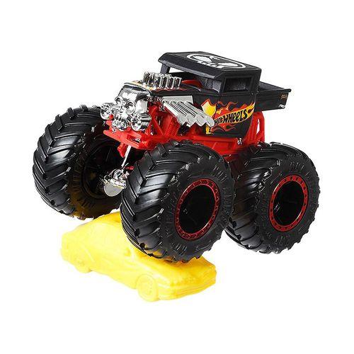 FYJ44_GWK02_Carrinho_Hot_Wheels_164_Monster_Truck_Bone_Shaker_Mattel_2