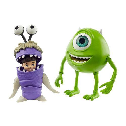GLX80_GLX81_Figura_de_Acao_Mike_Wazowski_e_Boo_Monstros_SA_Pixar_Disney_Mattel_1