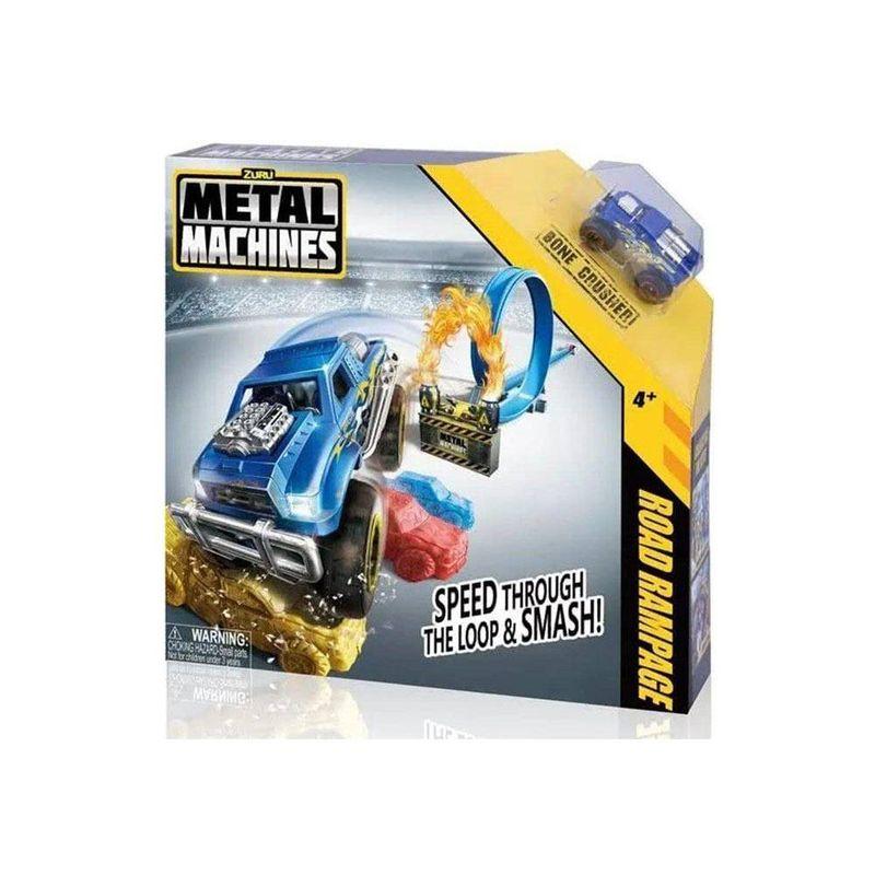 8701_Pista_de_Carrinhos_Metal_Machines_Road_Rampage_Candide_1