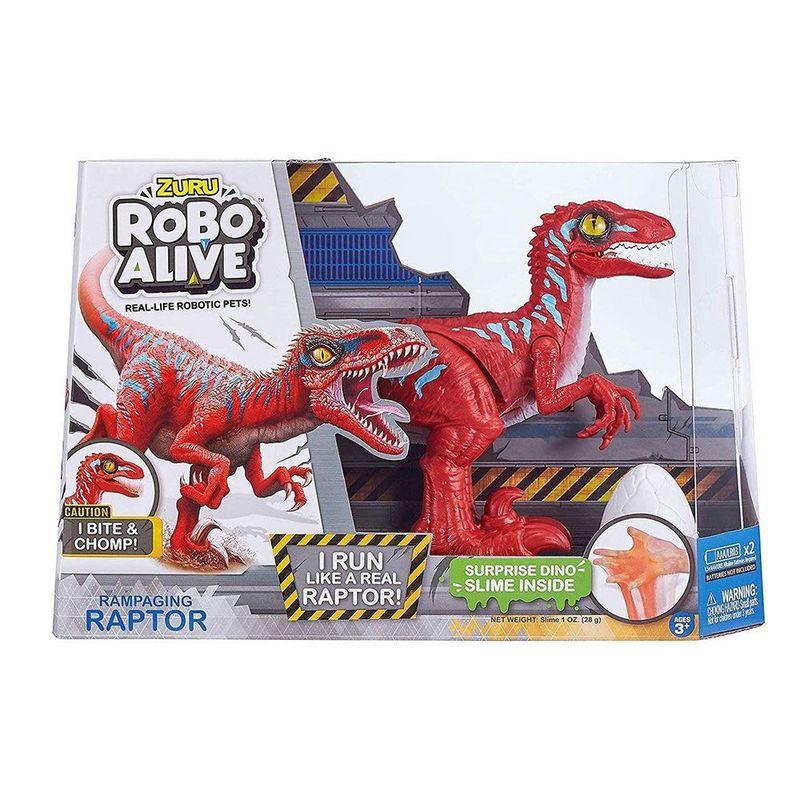 1119_Dinossauro_Eletronico_com_Movimento_Robo_Alive_Vermelho_Candide_1