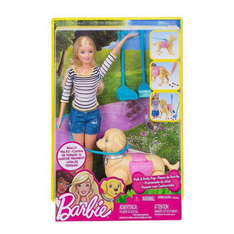 DWJ68_Boneca_Barbie_Passeio_com_Cachorrinho_Mattel_1