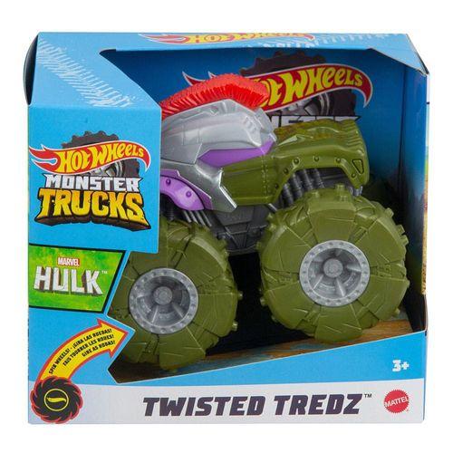 GVK37_GVK42_Carrinho_Hot_Wheels_143_Monster_Trucks_Twisted_Tredz_Hulk_Gladiador_Marvel_Mattel_4