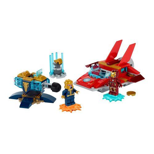 LEGO_Super_Heroes_Marvel_Vingadores_Homem_de_Ferro_contra_Thanos_76170_2