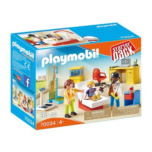 1617_Playmobil_Starter_Pack_Consultorio_Pediatrico_70034_Sunny_1