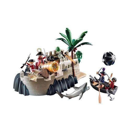 1656_Playmobil_Piratas_Barco_a_Remo_com_Canhao_70413_Sunny_6