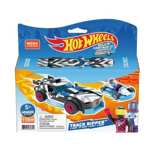 GYG19_GYG20_Blocos_de_Montar_Hot_Wheels_Mega_Construx_Track_Ripper_e_Kart_Mattel_1