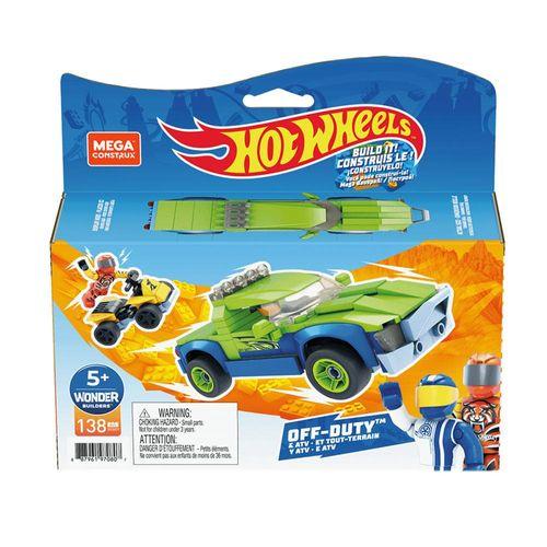 GYG19_GYG21_Blocos_de_Montar_Hot_Wheels_Mega_Construx_Off_Duty_e_Atv_Mattel_1