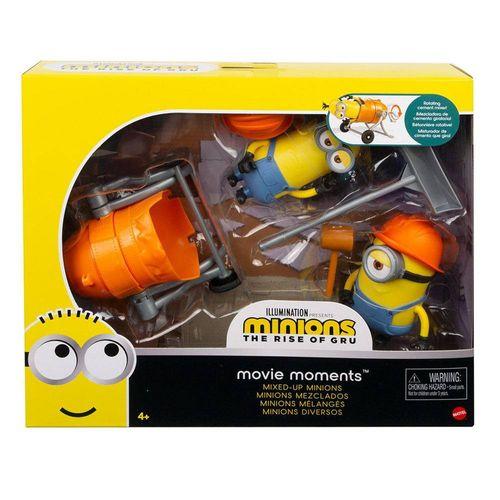 GMF14_GMF16_Playset_com_Personagens_Minions_A_Origem_de_Gru_Minions_Diversos_Mattel_1