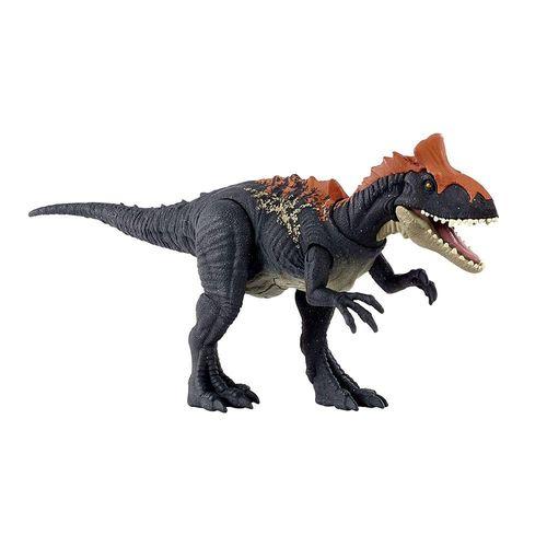 GJN64_HCL80_Figura_Dinossauro_com_Som_Cryolophosaurus_Azul_Jurassic_World_Mattel_1