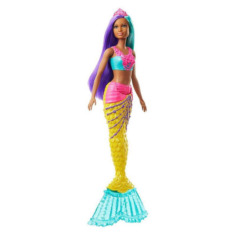 GJK07_GJK10_Boneca_Barbie_Dreamtopia_Sereia_Negra_Cabelo_Roxa_e_Azul_Mattel_1