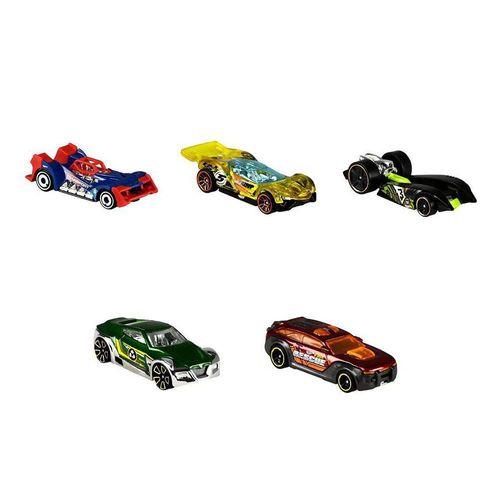 1806_GHP63_Carrinhos_Hot_Wheels_Pacote_com_5_Carros_City_Vs_Robo_Beasts_Mattel_2