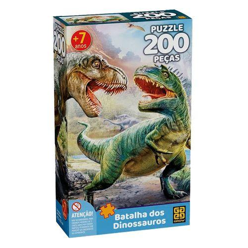 04044_Quebra_Cabeca_Batalha_dos_Dinossauros_200_Pecas_Grow_1