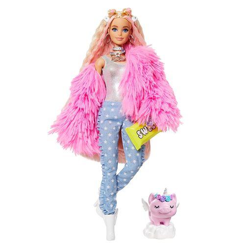 GRN27-GRN28-Boneca-Barbie-Extra-Jaqueta-Felpuda-Mattel-1