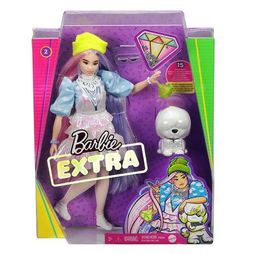 GRN27-GVR05-Boneca-Barbie-Extra-Cabelo-Duas-Cores-Mattel-2
