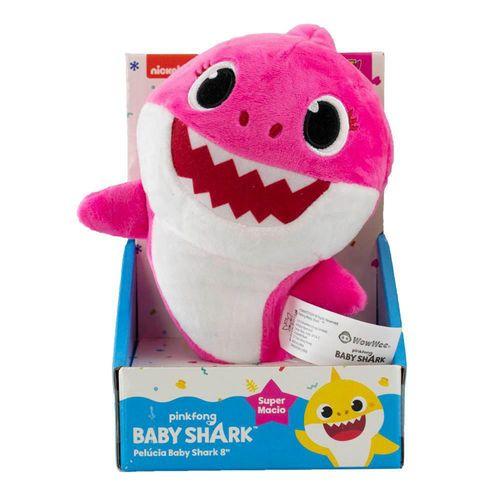 2356-Pelucia-Baby-Shark-Rosa-20cm-Sunny