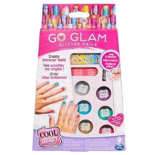 2134-Conjunto-de-Pintura-de-Unhas-Go-Glam-Glitter-Nails-Sunny-1