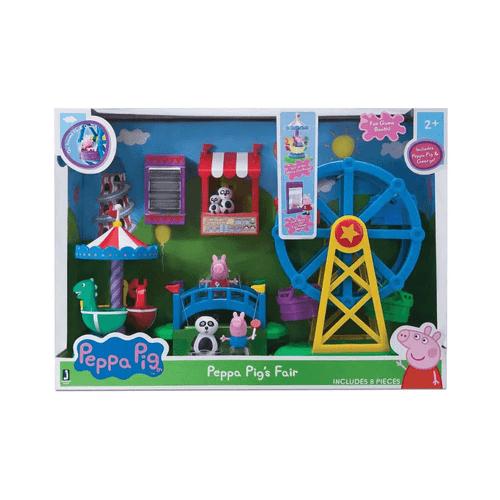 2326-Playset-com-Mini-Figura-Peppa-Pig-Parque-de-Diversao-Sunny-1