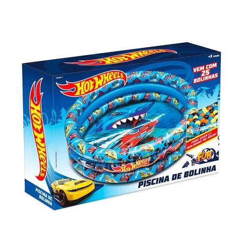 F0000-4-Piscina-de-Bolinhas-Hot-Wheels-Com-25-Bolinhas-Fun-3