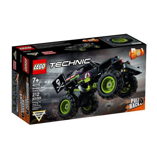 42118-LEGO-Technic-Monster-Jam-Grave-Digger-42118-1