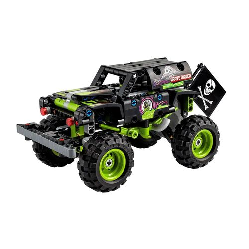42118-LEGO-Technic-Monster-Jam-Grave-Digger-42118-2