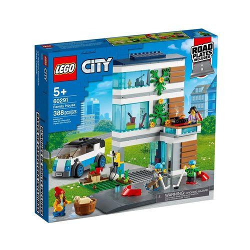 60291-LEGO-City-Casa-de-Familia-60291-1
