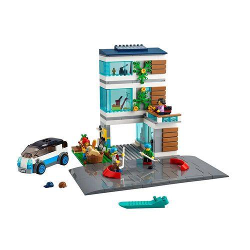 60291-LEGO-City-Casa-de-Familia-60291-2