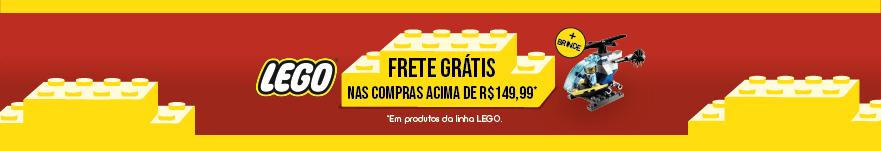 Brinde LEGO Páscoa