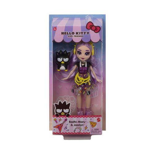 GWW95-Boneca-com-Pet-Hello-Kitty-Badtz-Maru-e-Jazzlyn-Mattel-1