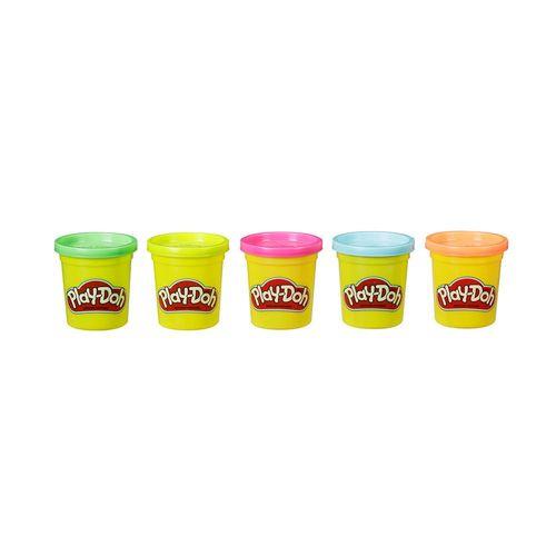 E5369-Massa-de-Modelar-Play-Doh-Cores-Brilhantes-5-Potes-Sortidos-Hasbro-2