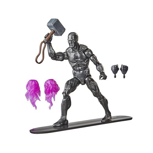 F0222-Figura-Colecinavel-Marvel-Legends-Surfista-Prateado-Hasbro-2