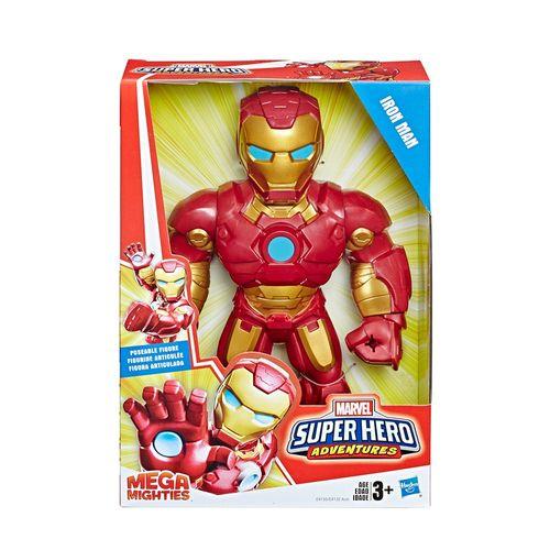 E4150-Boneco-Articulado-Mega-Mighties-Homem-de-Ferro-Vingadores-Hasbro-1
