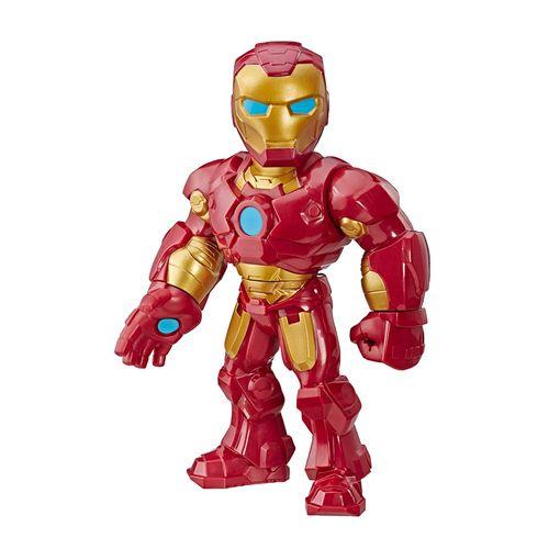 E4150-Boneco-Articulado-Mega-Mighties-Homem-de-Ferro-Vingadores-Hasbro-2