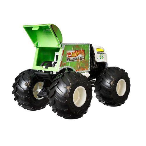 FYJ83-Carrinho-Hot-Wheels-Monster-Trucks-124-Will-Trash-It-All-Mattel-1