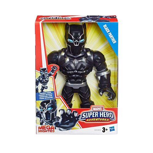 E4151-Boneco-Articulado-Mega-Mighties-Pantera-Negra-Vingadores-Hasbro-2