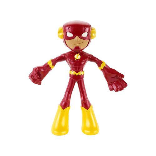 GGJ04-Mini-Figura-Flexivel-Shazam-12-cm-Liga-da-Justica-DC-Comics-Mattel-4