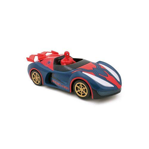 33593-Carrinho-de-Friccao-com-Luz-e-Som-Homem-Aranha-Marvel-Disney-Toyng-3