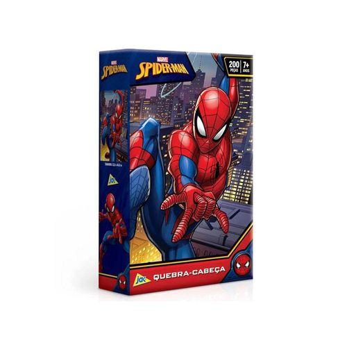 2397-Quebra-Cabeca-Homem-Aranha-200-Pecas-Marvel-Toyster