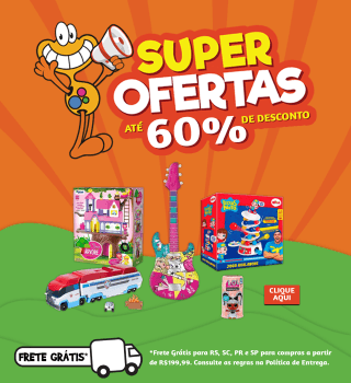 Super Ofertas + Frete Grátis