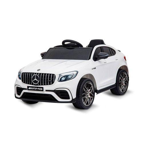 2658-Mini-Veiculo-Eletrico-com-Controle-Remoto-Mercedes-GLC-12V-Branco-Bandeirantes-1